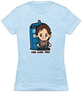 Little 11th Doctor T-Shirt