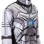 Doctor Who Cyberman Costume Hoodie