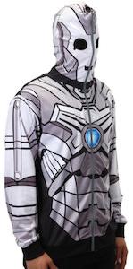 Cyberman Costume Hoodie