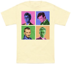 Doctor Warhol T-Shirt