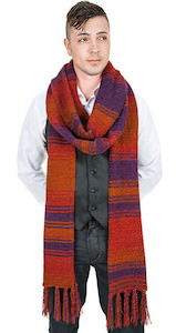 Season 18 Scarf Of The 4th Doctor