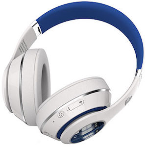 bluetooth tardis headphones go doctor who. Black Bedroom Furniture Sets. Home Design Ideas