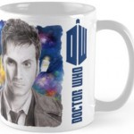 10th Doctor Who Mug