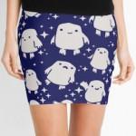 Adipose And The Stars Skirt