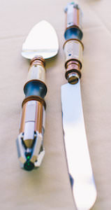 Sonic Screwdriver Cake Cutter And Server Set