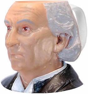 1st Doctor Figural Bust Mug