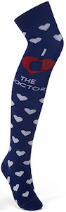 Women's I Heart The Doctor Socks