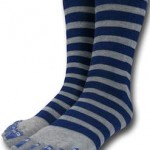 Doctor Who Tardis Toe Socks