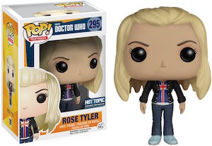 Companion Rose Tyler Figurine