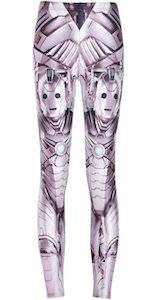 Cyberman Leggings