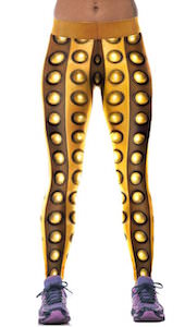 Dalek Dots Women's Leggings