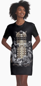 Dalek Robot Junk Dress