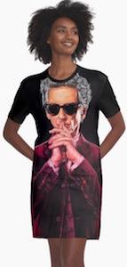 12th Doctor T-Shirt Dress