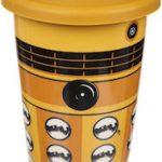 Dalek Ceramic Travel Mug