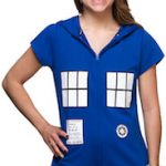 Doctor Who Tardis Costume Romper