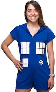 Doctor Who Tardis Costume Romper