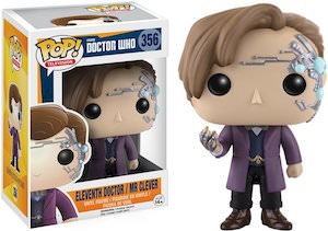 11th Doctor And Mr Clever Pop! Figurine
