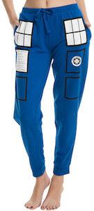 Tardis Women's Jogger Pants