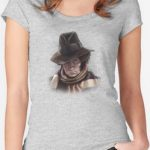 Doctor Who The 4th Doctor Portrait T-Shirt