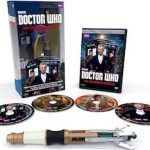 Doctor Who DVD and Blu-ray Christmas specials