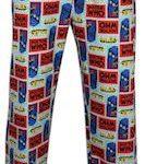 Doctor Who, Tardis, And Dalek Pajama Pants