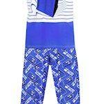 Tardis In Time Pajama Set