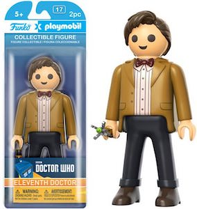 11th Doctor Funko Playmobil Action Figure