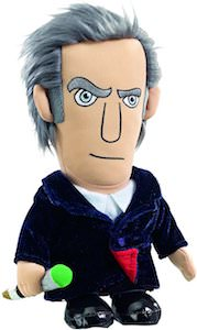 12th Doctor Talking Plush