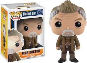 The War Doctor Pop! Figurine
