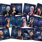 13 Doctor Who Coasters In A Tin