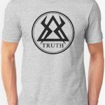 The Monks Truth Logo T-Shirt