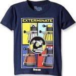 Dalek Exterminate Kids T-Shirt