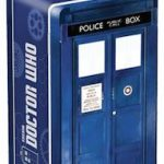 Doctor Who Metal Tardis Lunch Box
