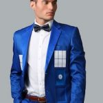 Tardis Suit Jacket