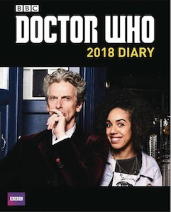 Doctor Who 2018 Planner