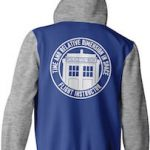 Doctor Who Time And Relative Dimension In Space Hoodie