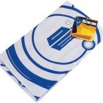 Doctor Who Logo Kitchen Towels