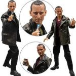 dr who Scale 1:6 9th Doctor Figurine