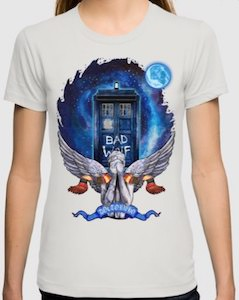 The World Of The Doctor T-Shirt