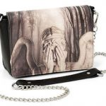 Weeping Angel Purse on sale now