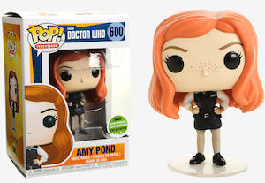 Amy Pond Pop! Figurine