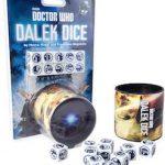 Dalek Dice boardgame