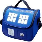Doctor Who Tardis Lunch Bag