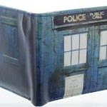 Doctor Who Worn Look Tardis Wallet