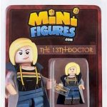 13th Doctor LEGO Minifigure