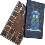 Doctor Who Tardis Christmas Chocolates