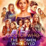 Doctor Who The Women Who Lived Book