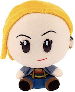 13th Doctor Who Plush