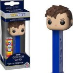 Doctor Who Tenth Doctor PEZ Dispenser