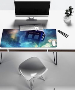 Tardis Large Mousepad